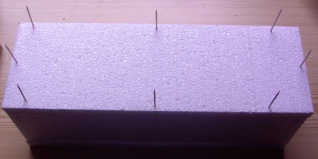 Styroporbox selber bauen